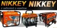Бензиновый генератор Nikkey