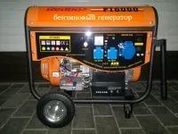 Бензиновый генератор Redbo PT 6000