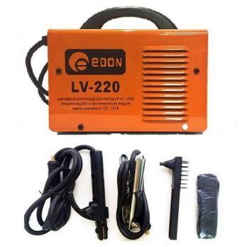 Купить Инверторный сварочный аппарат EDON LV 220 (MMA) цена 3300руб