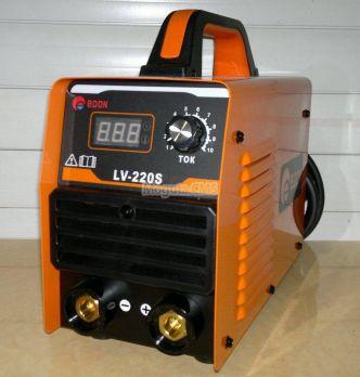 Купить Инверторный сварочный аппарат EDON LV 220 S цена 5000руб