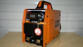 Купить Инверторный сварочный аппарат EDON LV 250 S цена 3200 руб
