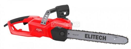 Электрическая ципная пила Elitech ЭП 2200 16 цена 5000 руб