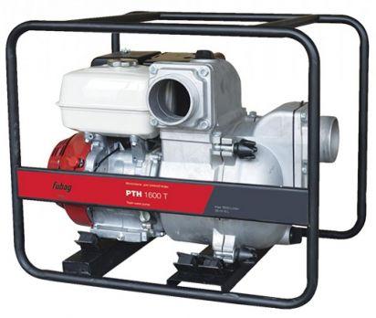 Купить Мотопомпа бензиновая Fubag PTH 1600 T цена 72400 руб