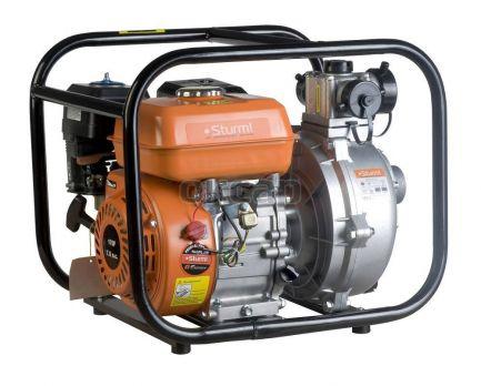 Купить Мотопомпа бензиновая Sturm BP 8760 VD цена 11500 руб
