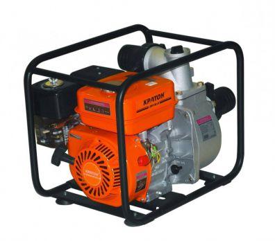 Купить Мотопомпа бензиновая Кратон GWP 80 02 H цена 7000 руб
