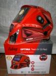 Купить Маска сварщика OPTIMA TEAM 9 13 RED цена 2500 руб Москва