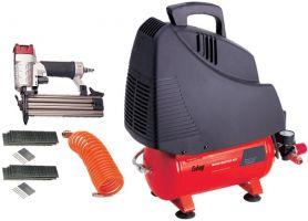 Купить Компрессор Fubag Wood Master Kit OL 195 6 + 4 предмета цена 7000 руб
