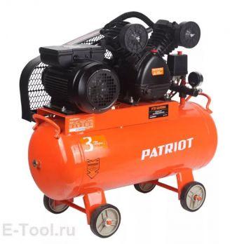 Купить Компрессор воздушный Patriot PTR 50 450 A цена 15300 руб Москва