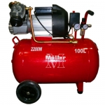 Компрессор воздушный MOLLER AC 400 100