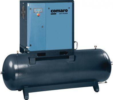 Купить Винтовой компрессор COMARO LB 11 08 500 цена 245000 руб Москва