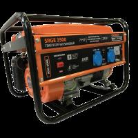 Купить Бензиновый генератор PATRIOT SRGE 3500 E цена 11800 руб Москва
