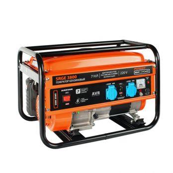 Купить Бензиновый генератор PATRIOT SRGE 3800 цена 10600 руб Москва