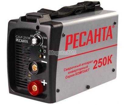 Купить Сварочный инвертор Ресанта САИ 250 К Цена 8200 руб.