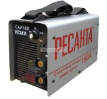 Купить Сварочный аппарат РЕСАНТА САИ 160 Цена 3600 руб.