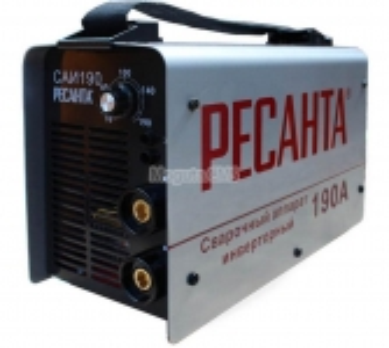 Купить Сварочный аппарат РЕСАНТА САИ 190 Цена 4600 руб.