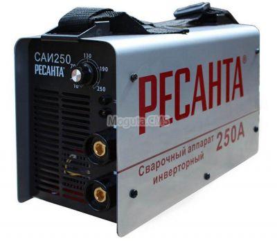 Купить Сварочный аппарат РЕСАНТА САИ 250 цена 6800 руб