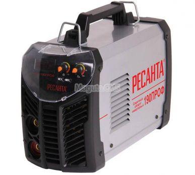 Купить Инверторный аппарат Ресанта САИ 190 ПРОФ цена 11870 руб