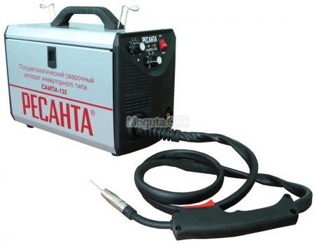 Купить Сварочный Полуавтомат Ресанта САИПА 135 цена 10900 руб