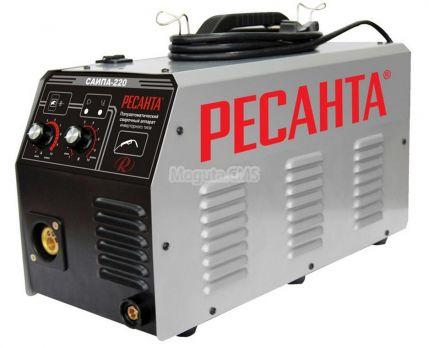 Купить Сварочный Полуавтомат Ресанта САИПА 220 цена 17200 руб