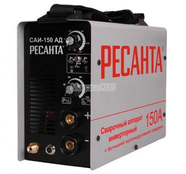 Купить Аргонно Дуговой аппарат Ресанта САИ 150 АД цена 10500 руб