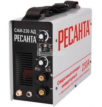 Купить Аргонно Дуговой аппарат Ресанта САИ 230 АД цена 18900 руб