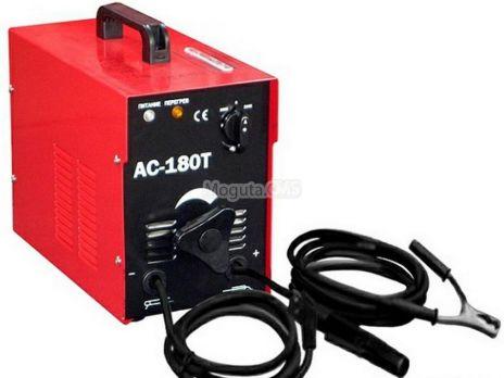 Купить Сварочный трансформатор ELITECH АС 180 Т цена 5300 руб