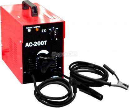 Купить Сварочный трансформатор ELITECH АС 200 Т Цена 5300 руб