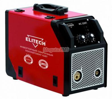Купить Сварочный полуавтомат ELITECH ИС 220 П цена 17000 руб