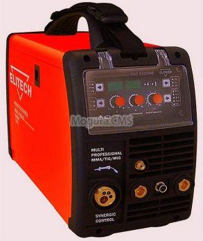 Купить Сварочный полуавтомат ELITECH АИС 200 ПНС цена 37600 руб