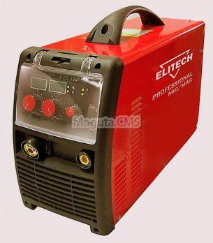 Купить Сварочный полуавтомат Elitech АИС 330 ПТ цена 47600 руб