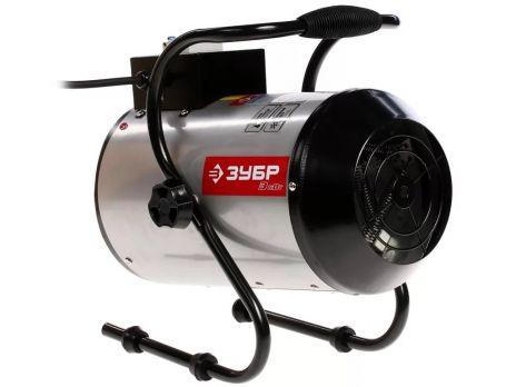 Купить Электрическая тепловая пушка Зубр ЗТПЭ 3,0 НА цена 4690 руб Москва