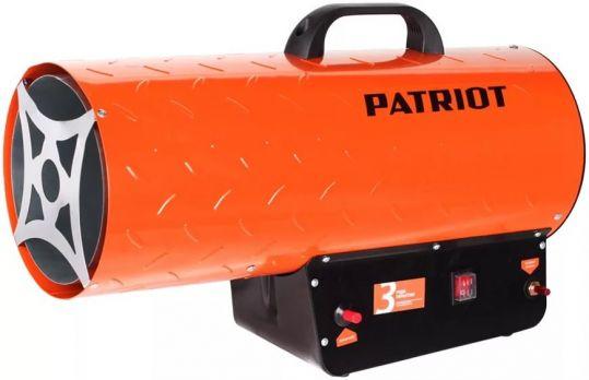 Газовая тепловая пушка PATRIOT GS 50