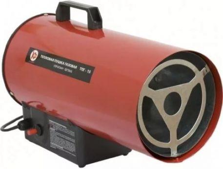 Газовая тепловая пушка Калибр ТПГ-15
