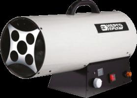 Газовая тепловая пушка Энергопром ТПГ-30 ЭТ цена 5800 руб Москва