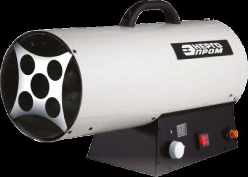 Газовая тепловая пушка Энергопром ТПГ-30 ЭТ цена 4800 руб Москва