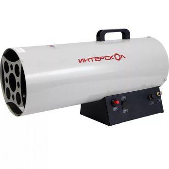 Газовая тепловая пушка Интерскол ТПГ-30 цена 5800 руб Москва