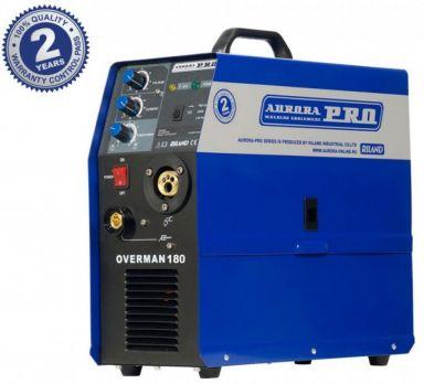 Купить Инверторный сварочный полуавтомат Aurora PRO OVERMAN 160 Mosfet Цена 15800 руб