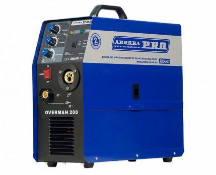 Купить Инверторный сварочный полуавтомат Aurora PRO OVERMAN 200 Mosfet Цена 20500 руб