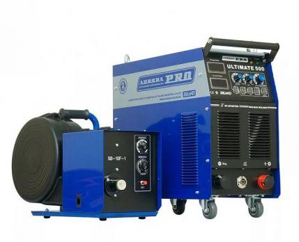 Купить Инверторный сварочный полуавтомат Aurora PRO ULTIMATE 500 Цена 133700руб