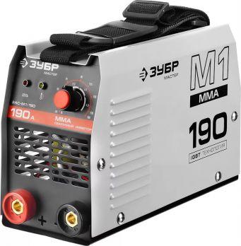 Купить Сварочный аппарат Зубр МАСТЕР ЗАС М1 190 Цена 4500 руб