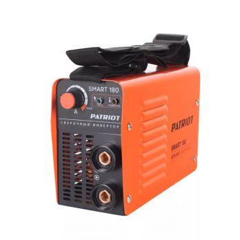 Купить Сварочный аппарат PATRIOT SMART 180 цена 3450 руб