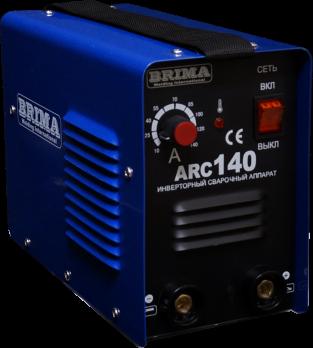 Купить Сварочный аппарат BRIMA ARC-140 цена 9800 руб