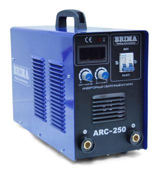 Купить Сварочный аппарат BRIMA ARC-250 220v цена 17900 руб