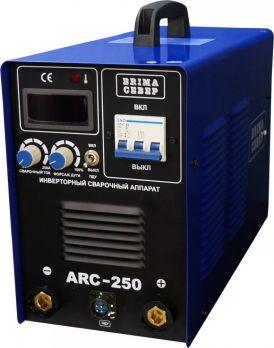 Купить Сварочный аппарат BRIMA ARC-250 380v цена 18400 руб