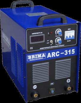 Купить Сварочный аппарат BRIMA ARC-315 цена 26000 руб