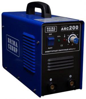 Купить Сварочный аппарат BRIMA СЕВЕР ARC-200 цена 25400 руб