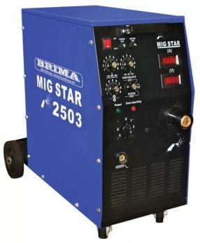 Купить Сварочный полуавтомат BRIMA MIGSTAR 2503 цена 43200 руб