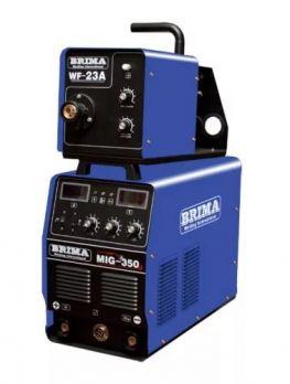 Купить Сварочный полуавтомат BRIMA MIG-350 цена 72350 руб