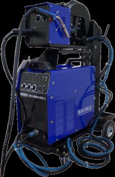 Купить Сварочный полуавтомат BRIMA MIG/ММА-500-2 цена 132800 руб