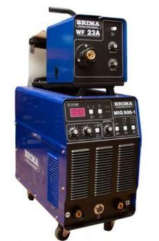 Купить Сварочный полуавтомат BRIMA MIG-500-1 цена 117000 руб